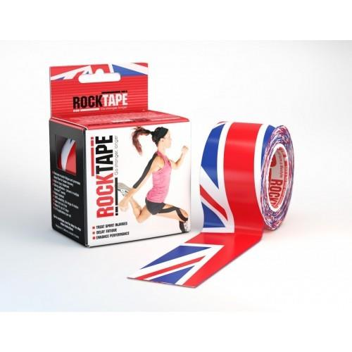 RockTape Active-Recovery Series Tape 5M - Union Jack
