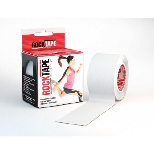 RockTape Active-Recovery Series Tape 5M - White