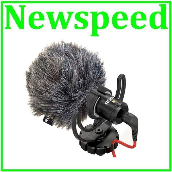 New RODE Video Micro Compact On Camera Microphone Mic