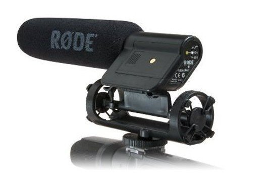 RODE VideoMic for dSLR/ Handycam/ Videocam Video - Free Shipping!!!