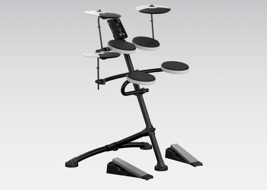 ROLAND TD-1K - V-Drums Digital Drums (FREE Drum Throne & Sticks)