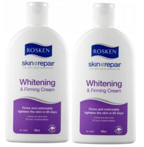 ROSKEN SKIN REPAIR WHITENING & FIRMING 2 X 200ML