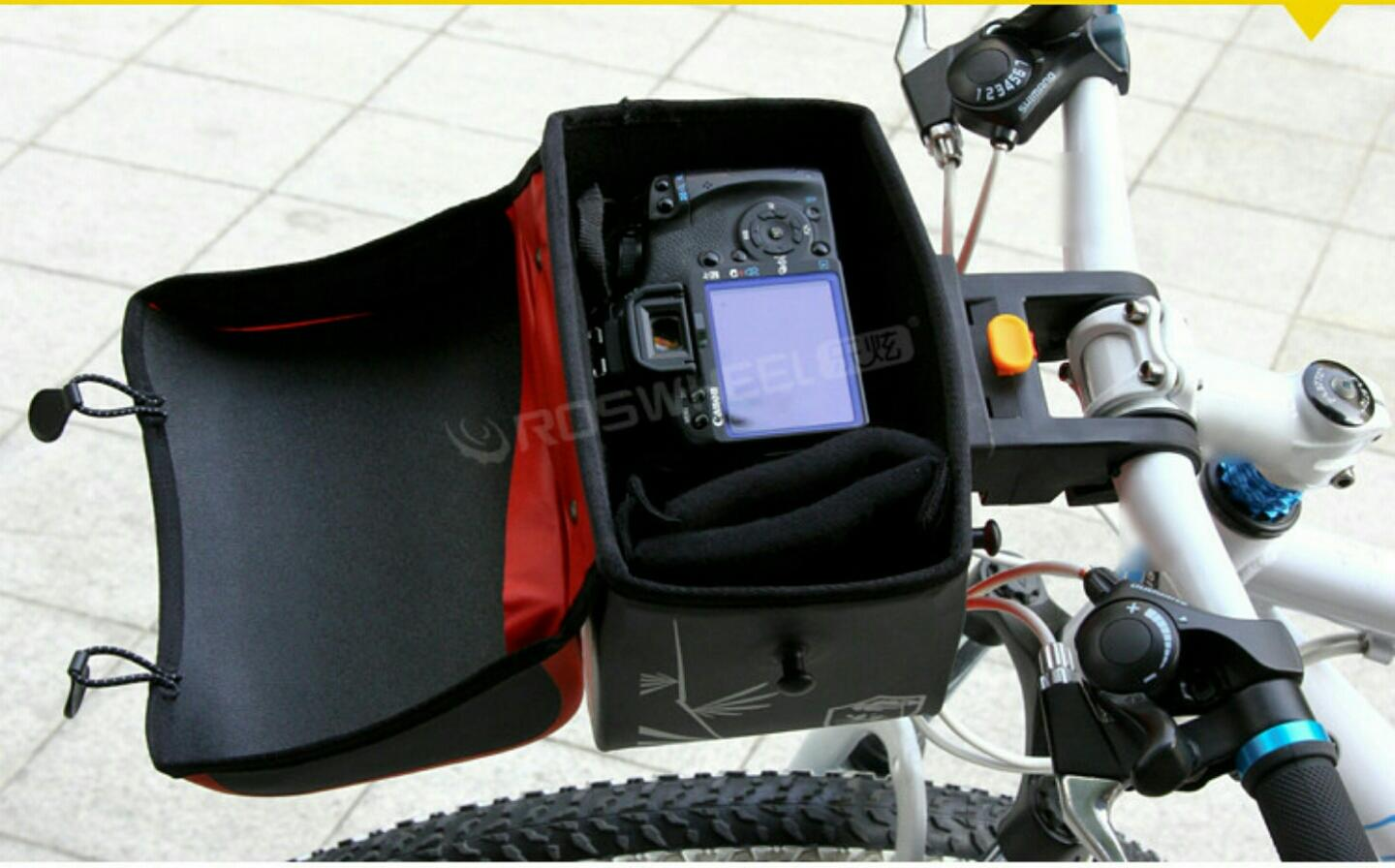 ROSWHEEL HANDLEBAR DRY BAG Waterproof TOURING
