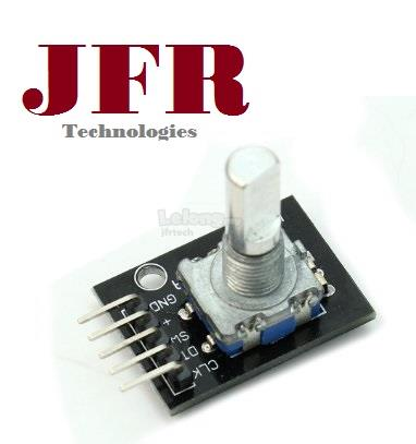 Rotary Encoder KY-040 for Arduino