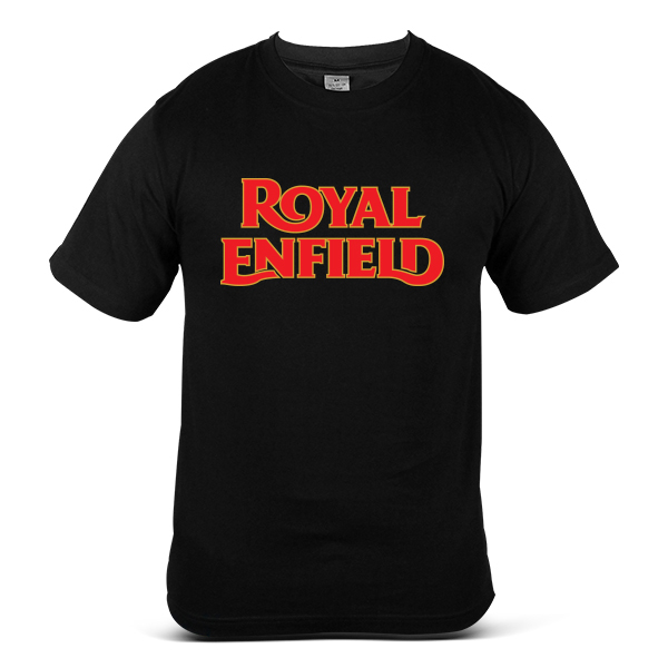 ROYAL ENFIELD Classic 1901 Motorcycle Racing Sport Bike Ride T-Shirt 2