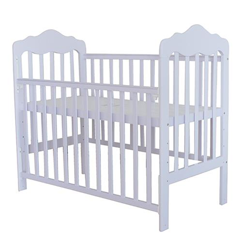 Royalcot R824 Baby Cot White