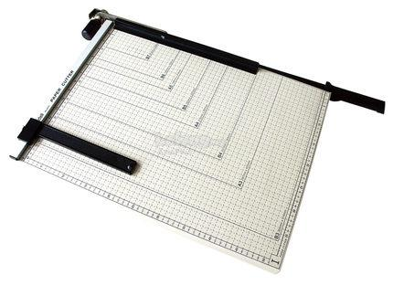 ROYALTECH DESKTOP MANUAL PAPER CUTTER - RTDPCA3(METAL)