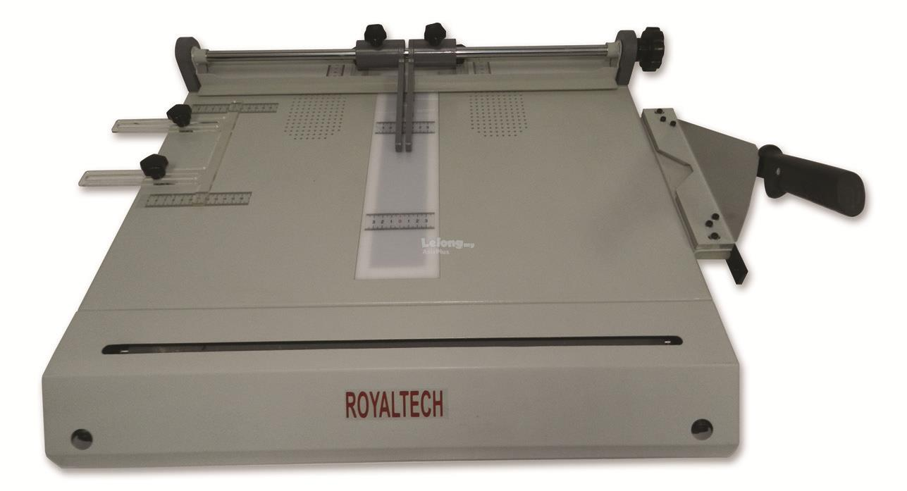 ROYALTECH HARD COVER MAKER - RT630B