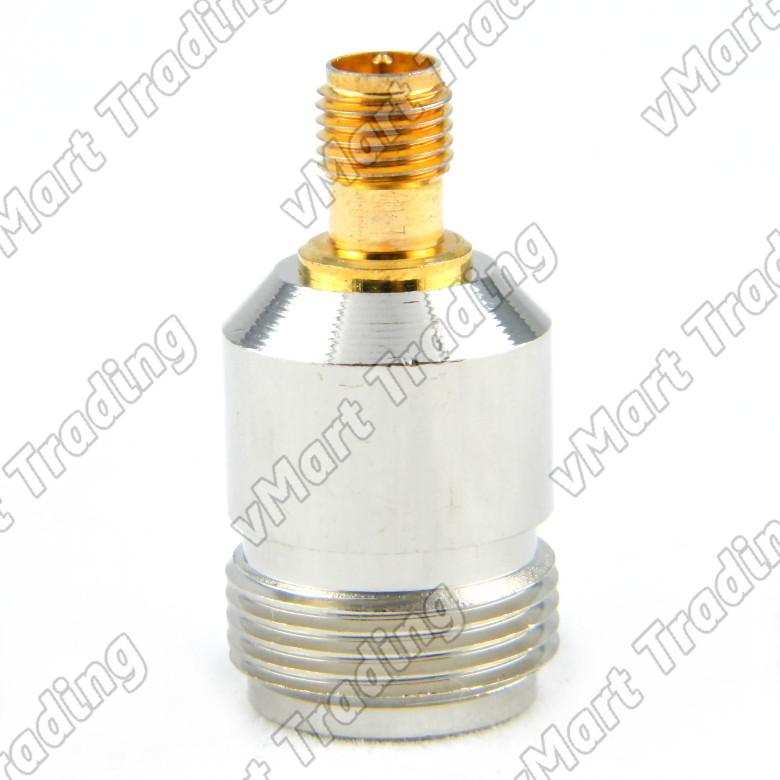 RP-SMA Female to N Type Female Connector / Adapter / Converter
