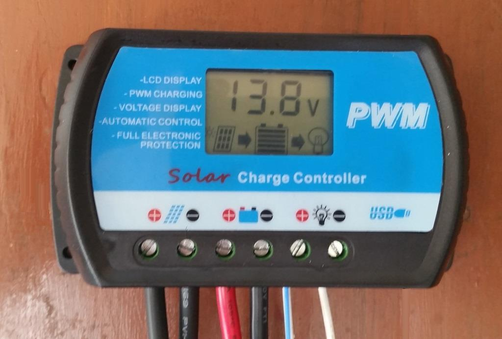 RTD1210 Solar Charge Controller 10A