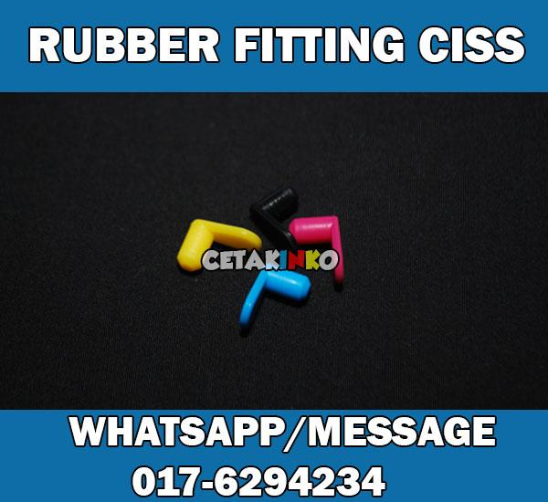 RUBBER FITTING  CISS