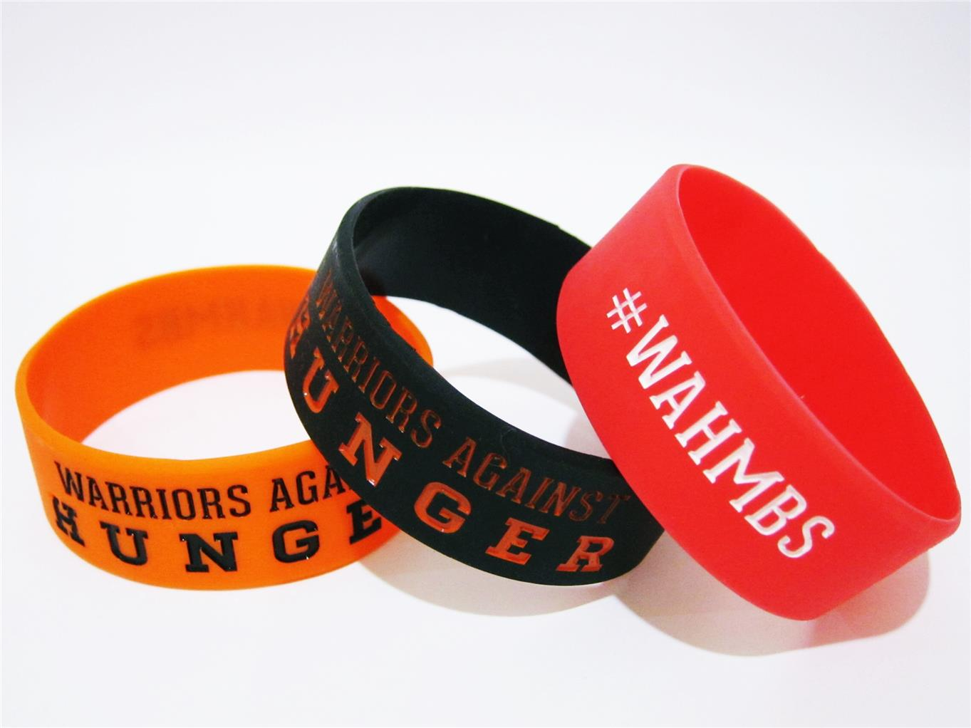 Rubber Hand Band Malaysia(Custom Design Available)
