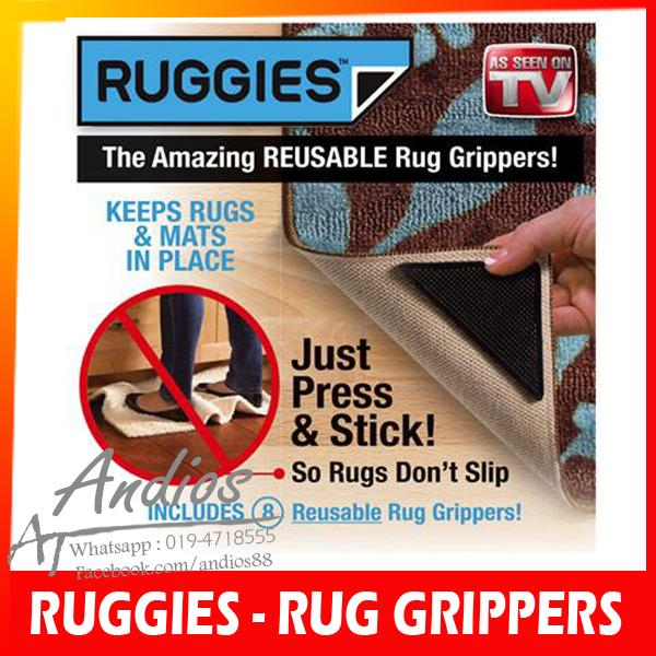 Ruggies Rug Grippers 8pc As Seen End 3 10 2017 15 Pm
