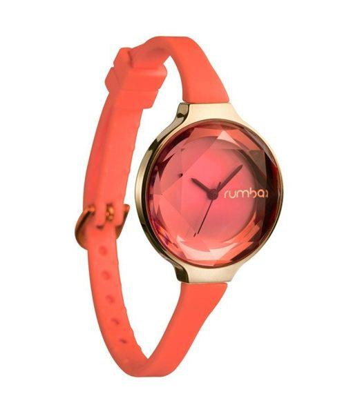 RumbaTime ORCHARD GEM MINI Coral Watch 30mm
