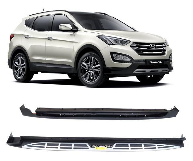 RUNNING BOARD/SIDE STEP HYUNDAI SANTA FE 2013 OEM