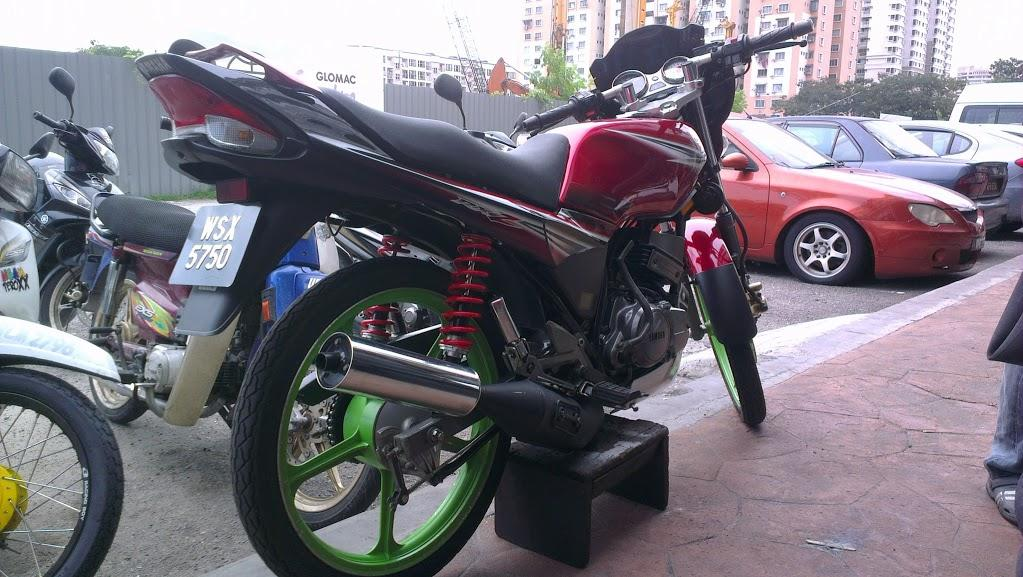 Rxz Catalyzer Motorcycle http://www.lelong.com.my/rxz-catalyzer-2009-akuadib93-129668616-2013-07-Sale-P.htm