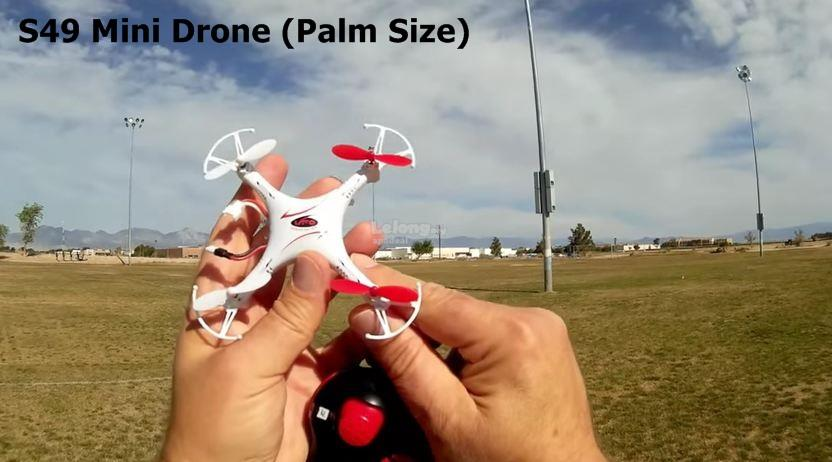 S49 2.4Ghz 6 Channel Quadcopter