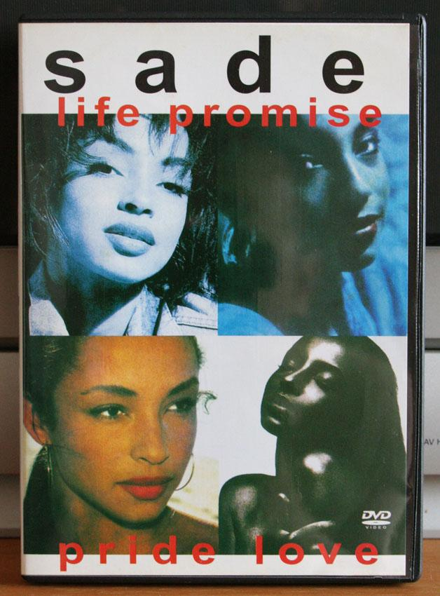 Sade 'Life Promise Pride Love' Music Video DVD