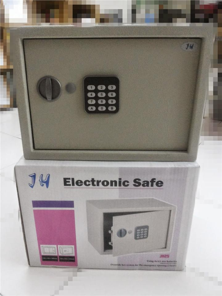 safe box, peti besi, safety box