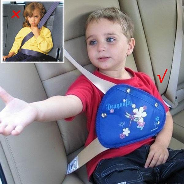 Safe and Suitable Thickening Car Seat Belt for Child