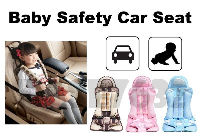 Safety  Infant Child Baby Car Seat Seats Carrier Portable 1739.1