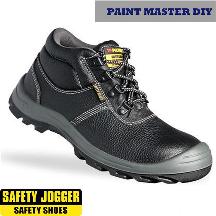 SAFETY JOGGER BESTBOY SAFETY SHOES (end 2/14/2018 1127 AM)