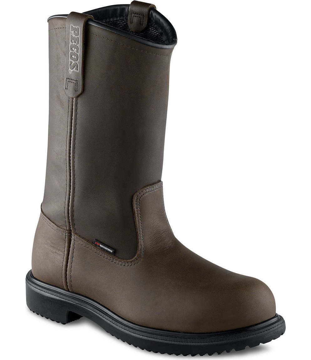 Safety Shoes Red Wing Men Extra Hig (end 10/16/2015 921 PM)