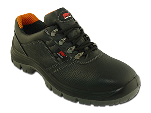 Safety Shoes Rhino Low Cut Lace Up Black WPB 101 S (end 3/4/2017 35000 PM)