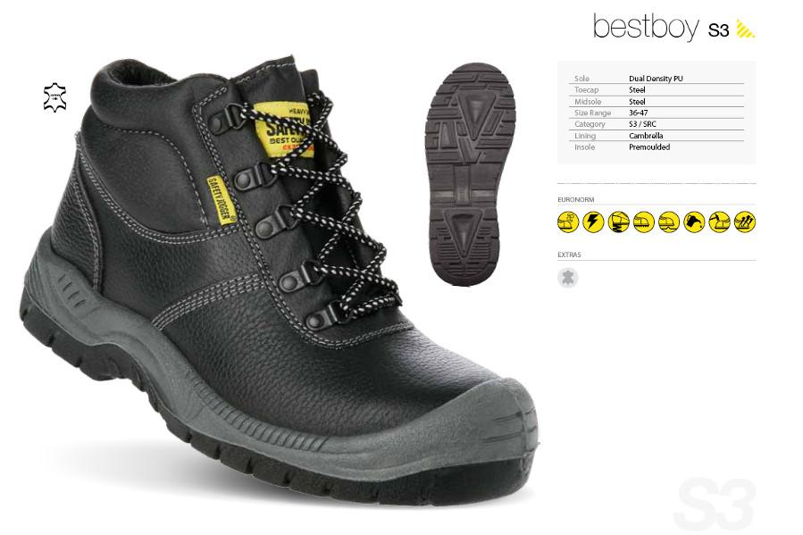 Safety Shoes Safety Jogger BESTBOY (end 10/29/2015 415 PM)