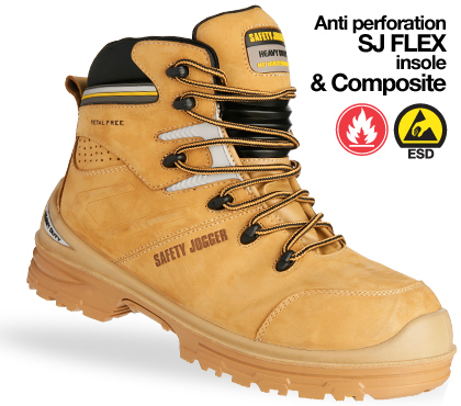 Safety Shoes Safety Jogger Ultima S 96-9922 SJ Flex Composite HRO