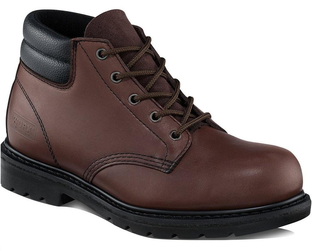 Safety Shoes Worx By Red Wing Men Medium Cut 5 Inch EH ST 9225 (Selangor End Time 7/21/2014 4 ...
