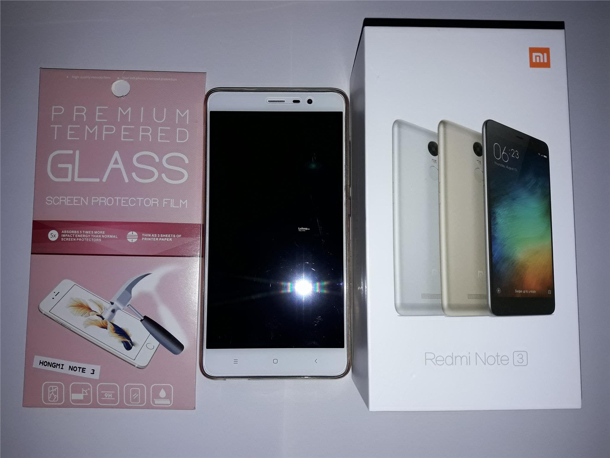 FOR SALE: XIAOMI REDMI NOTE 3 16GB (XIAOMI MALAYSIA WARRANTY) [USED]