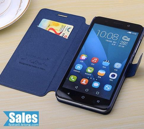 SALES➤ Huawei Honor 4x Flip Case Casing Cover