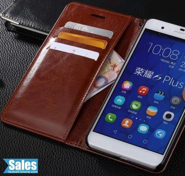 SALES➤ Huawei Honor 6, 6 Plus, 7 Leather Casing Case Cover