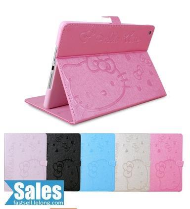 SALES➤ iPad Air 1/2 Hello Kitty Casing Cover Case