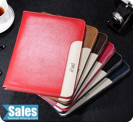SALES➤ iPad Air 1/ Air 2 Leather PU Case Cover Casing
