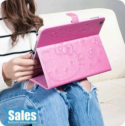 SALES➤ iPad Mini 1/2/3 Hello Kitty Casing Cover Case