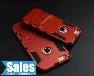 SALES➤ iPhone 6 Iron Man Drop Resistance Casing Case Cover