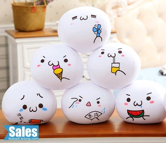 SALES➤ LINE Emotions Cute Plush Doll Pillow Gift