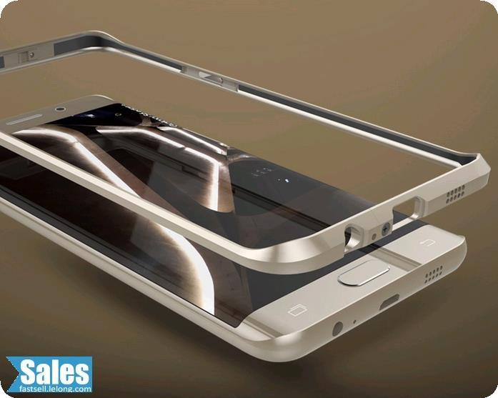 SALES➤  Samsung S6 Edge+ Metal Casing Case Cover