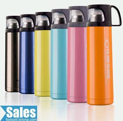 SALES➤ THERMOS INSULATED HOT COLD GERMAN TECHNOLOGY 500ml