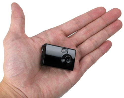 SALES-Spy Mini-Camera for auction~ The World Smallest Camera*