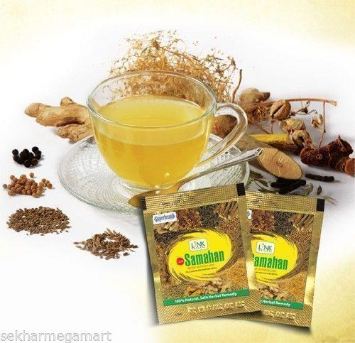 Samahan - Herbal Extracts Tea for Cold/Cough/Immunity. 25 pcs x 4 gram
