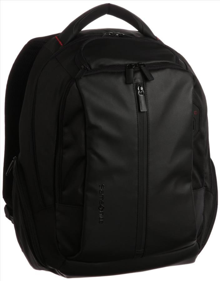 Samsonite Locus Laptop Backpack VII - Black (Z63 009 008)