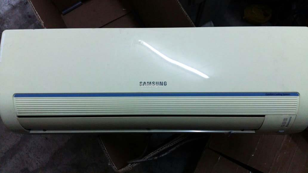 Samsung 1.0hp Air Cond Aircond Remote control Refurbish Recondition