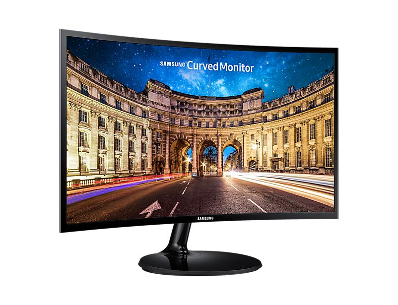 SAMSUNG 27' CURVED LED MONITOR LC27F390FHEX
