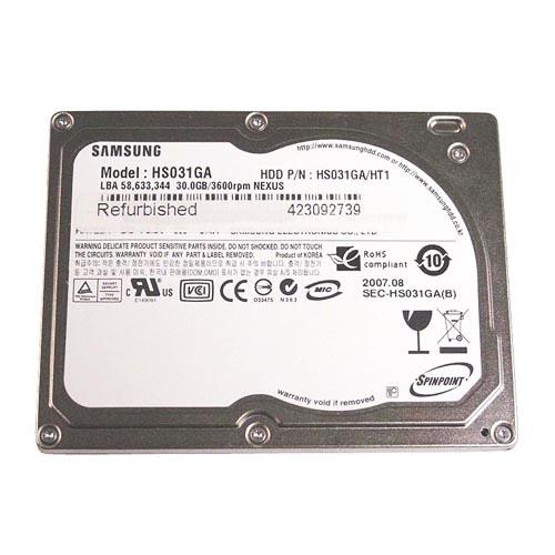 Samsung 30GB 1.8' Internal Hard Drive HS031GA