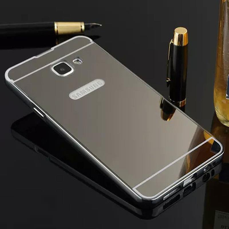 Samsung A5 A7 (2016) A9 Mirror Case And FREE TINTED