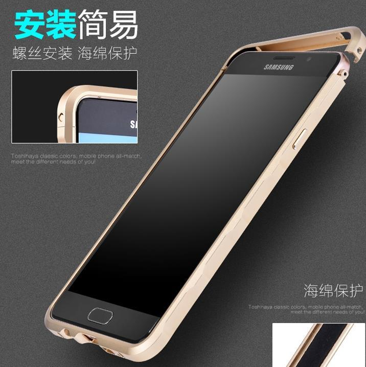 Samsung A9100 A9 Pro Metal Phone Casing Case Cover