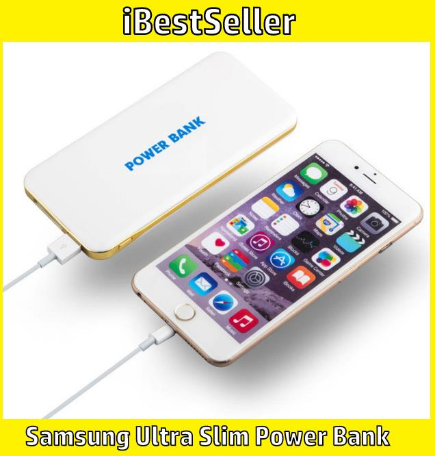 Samsung New Arrival Super Slim 20000mAh Power Bank